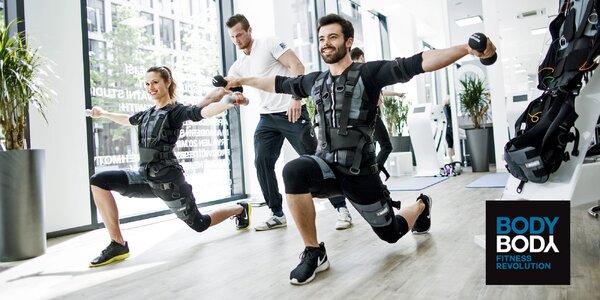 Efektivní trénink s elektrostimulací svalů
