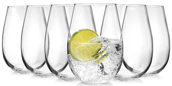 Sada 6 křišťálových sklenic 500ml L'Art de table