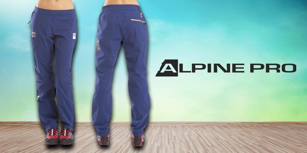 Dámské sportovní kalhoty Alpine Pro OH