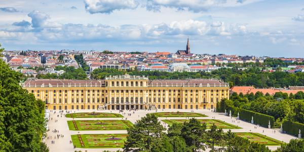 Za poznáním do Vídně: Ubytování u Schönbrunnu