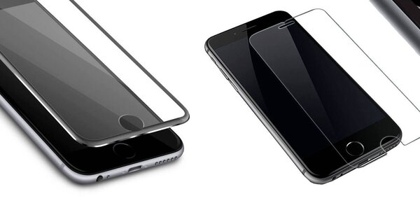 Ochranné tvrzené sklo pro iPhone za polovic