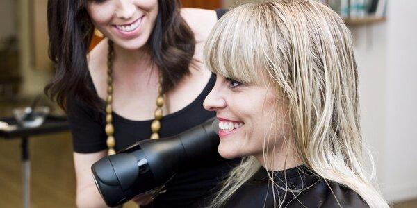Nový střih pro všechny délky vlasů ve Studiu Z