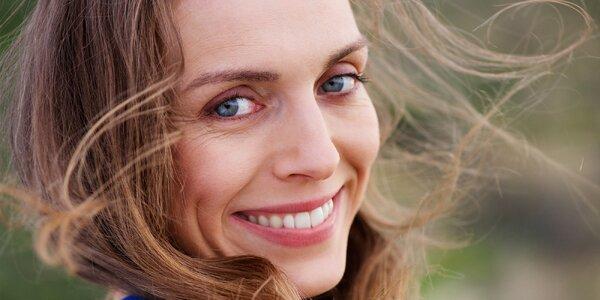 Kosmetické ošetření pro zralou pleť
