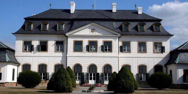 Prohlídka zámku v Náměšti na Hané