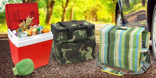 Buďte cool: chladicí tašky a autoledničky