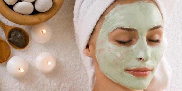 Kompletní 120minutové kosmetické ošetření DeLuxe