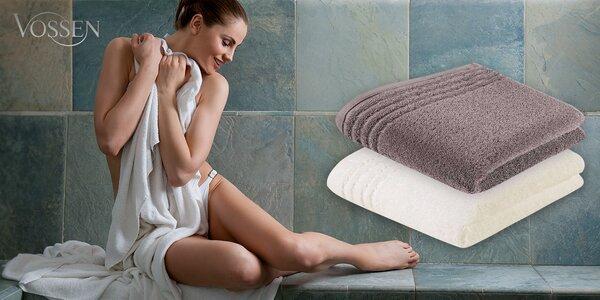 Luxusní rakouské ručníky a osušky Vossen