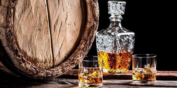 Degustace 7 vzorků kvalitních rumů vč. pohoštění
