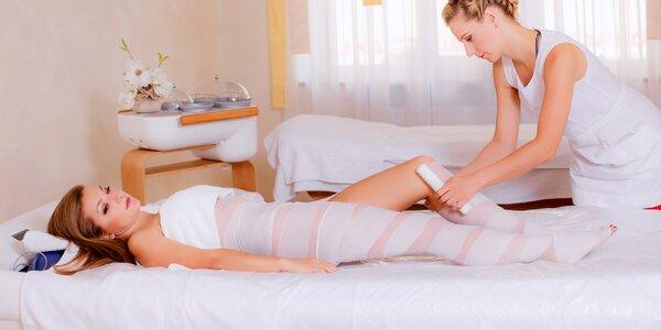 Anticelulitidní nebo detoxikační zábal Body wrap