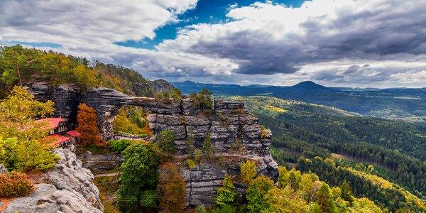 Za výlety a wellness do Českého Švýcarska