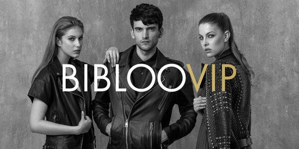 VIP členství v módním e-shopu Bibloo