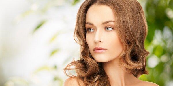 Luxusní kosmetické detoxikační ošetření pleti