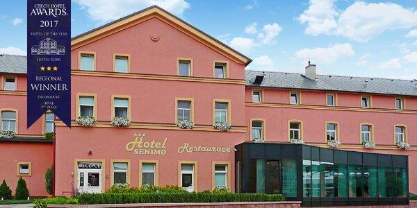 Parádní pobyt v Olomouci s kartou plnou výhod