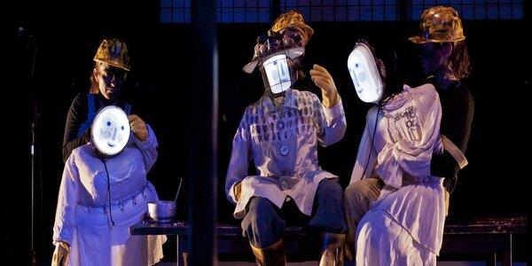 Vstupenka na představení Uhlíř, princ a drak