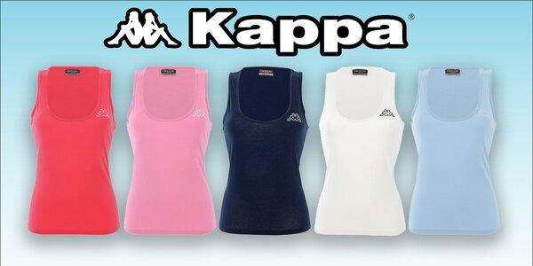 Dámské sportovní nátělníky Kappa