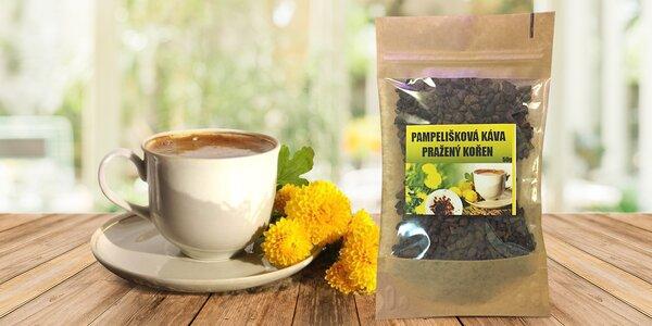 Zdravá káva z čekanky nebo pampelišky