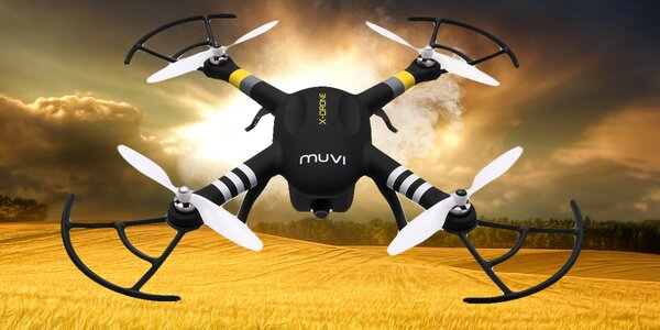 Dron s fullHD kamerou a GPS modulem Veho® Muvi™