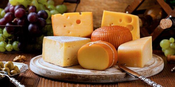 Famózní holandské sýry pro opravdové labužníky