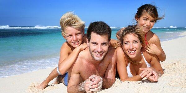 Rodinná dovolená v Itálii na 7 nocí vč. polopenze