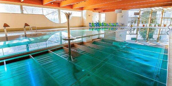 Wellness pobyt s polopenzí pro dva: Sauny, vířivka, bazén a neskutečná pohoda