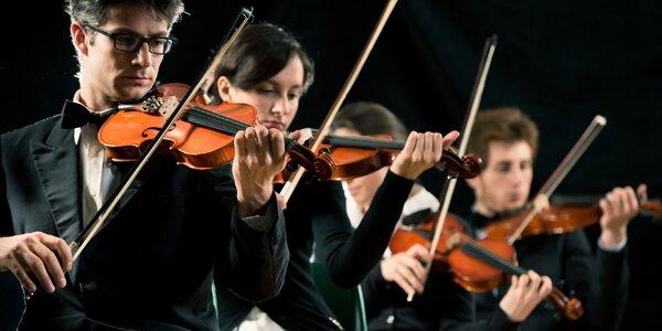 Vivaldiho Čtvero ročních dob v Obecním domě