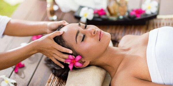Výběr až 5 druhů masáží v Thai Therapy