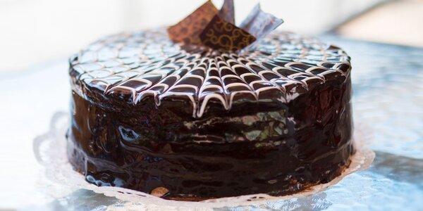 Slané i sladké dorty z poctivé domácí výroby