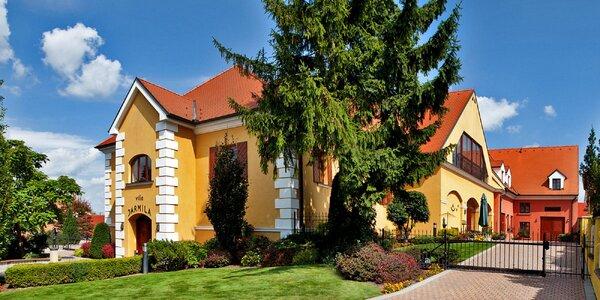 Na Moravu za vínem, dobrým jídlem i relaxací