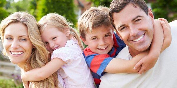 Rodina a děti - Nabídky s online rezervací