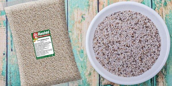 Zdroj živin pro vaše zdraví: Bílá chia semínka