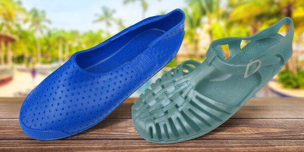 Kvalitní boty do vody od italského výrobce