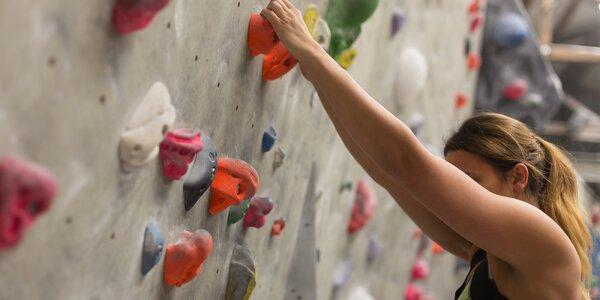 Kurz lezení na stěně či skále Moravského krasu