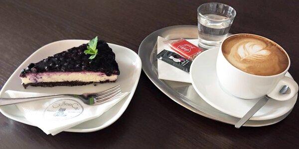 Kočičí kavárna: Dezert a káva nebo limonáda