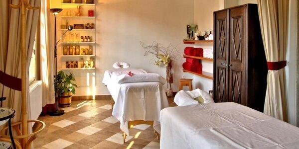 Relax v Českém Krumlově - Uvolňující masáž dle výběru