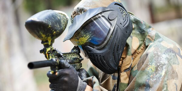 Paintball v neředínské pevnosti: 3 hodiny napětí