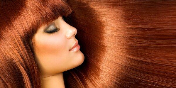 Relaxační rituál se střihem pro obnovu vlasů