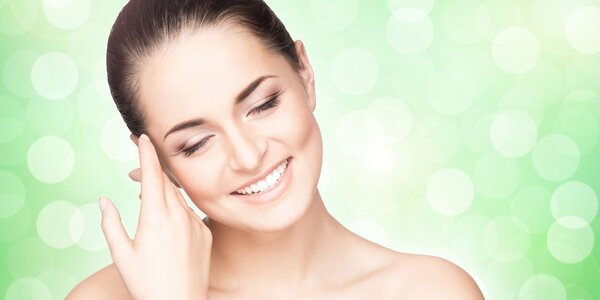 1,5hodinové kosmetické ošetření vč. masáže
