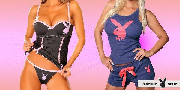 Pyžamo nebo košilka Playboy