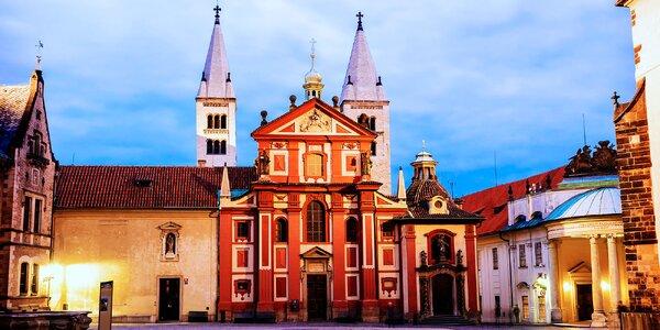 Výjimečný klasický koncert na Pražském hradě