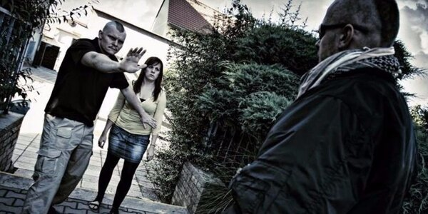 Staň se bojovníkem: kurz sebeobrany pro muže