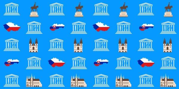 České a slovenské památky UNESCO