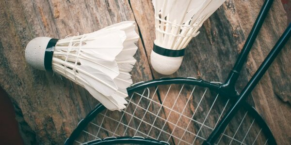 Víkendový pronájem badmintonového kurtu