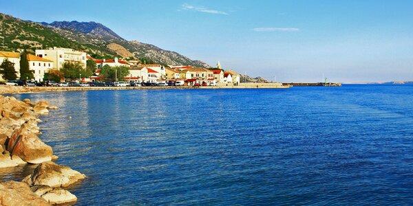 Chorvatsko s polopenzí v 3* hotelu přímo u pláže