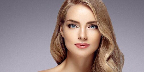 Kosmetické ošetření pleti pro ženy