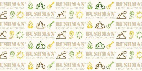 V oblečení Bushman o krok blíže přírodě