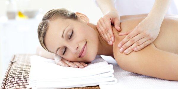 Reflexní masáž dle výběru v luxusním prostředí