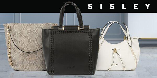 Vždy po ruce: elegantní dámské kabelky Sisley