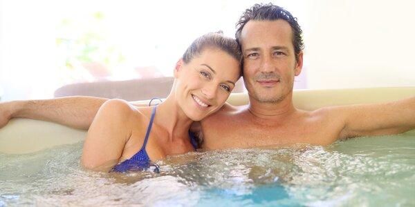 2 hodiny v privátním wellness pro 2 až 4 osoby