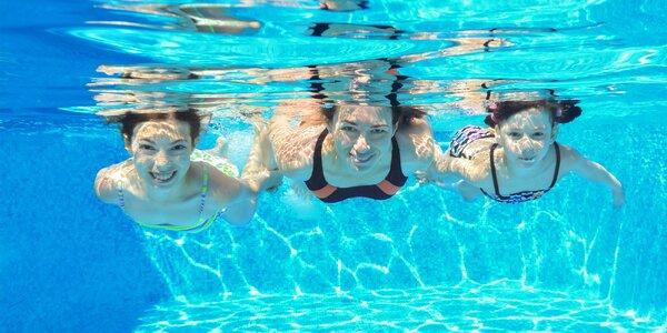 Celý den u vody: letní plavecký areál Vyškov