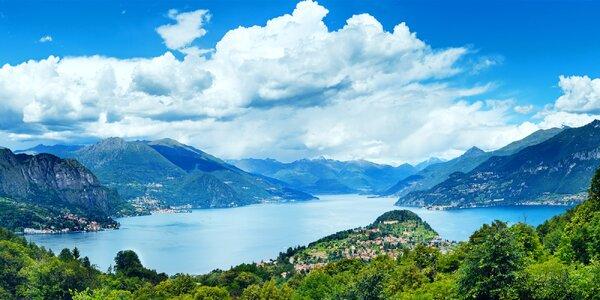 Přepychový pobyt v italských Alpách pro dva